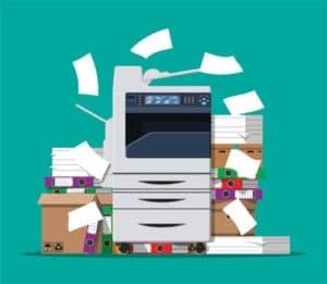 Printer Sales, Copier